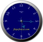 Free Flash Clock MatsClock 1005 Picture
