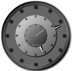 Download Free Flash Clock - MatsClock 1033