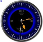 Free Flash Clock Mats Clock 1039 picture