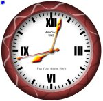 Free Flash Clock Mats Clock 1042 picture
